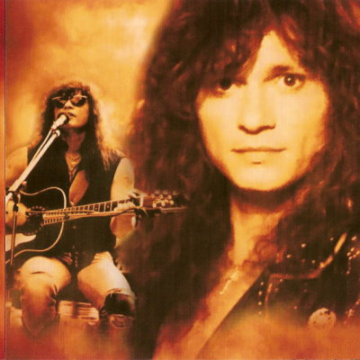 Paul Shortino  JK Northrup - Back On Track - Booklet (5-7)