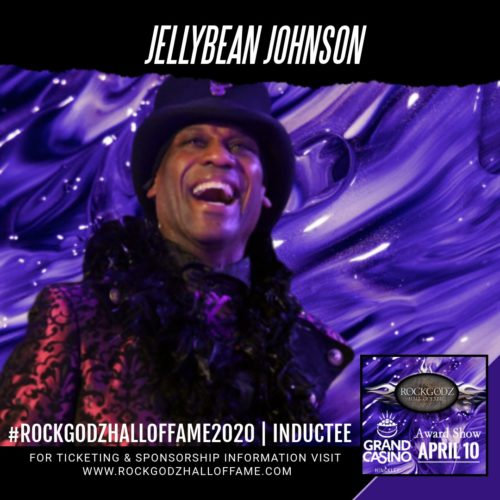 JELLYBEAN JOHNSON