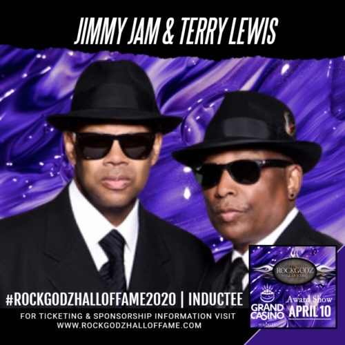 Jimmy Jam _ Terry Lewis
